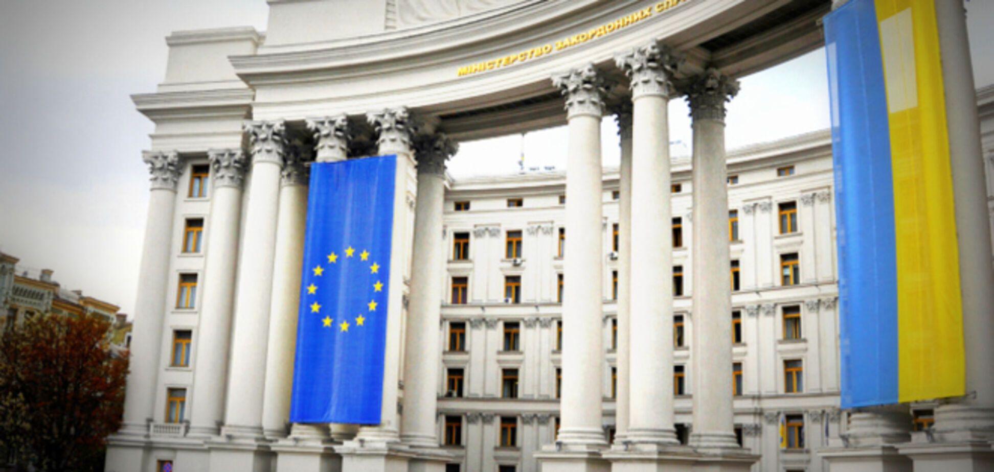 МИД Украины требует от РФ прекратить репрессии украинцев в аннексированном Крыму