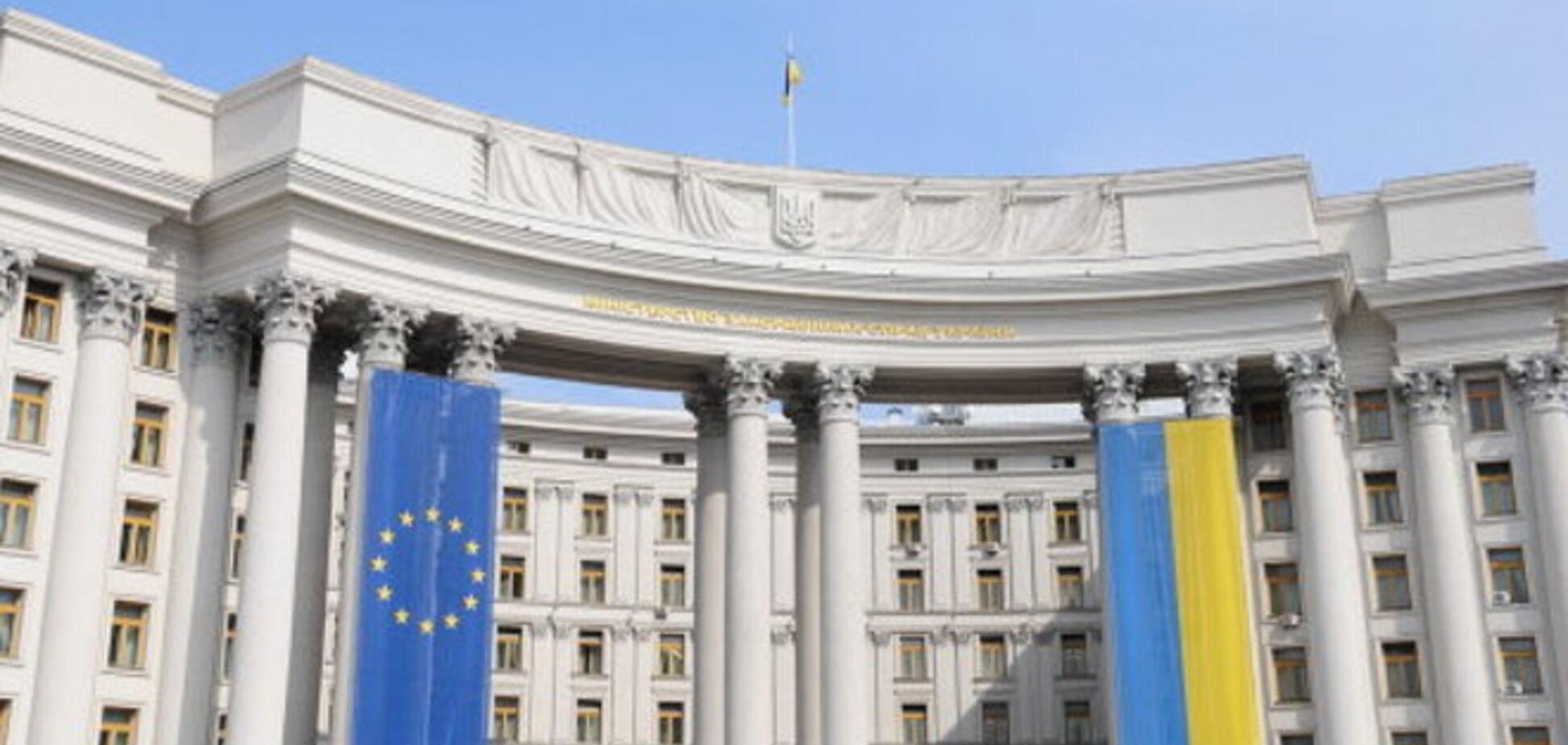 Київ передав Москві дипломатичні ноти через порушення кордону