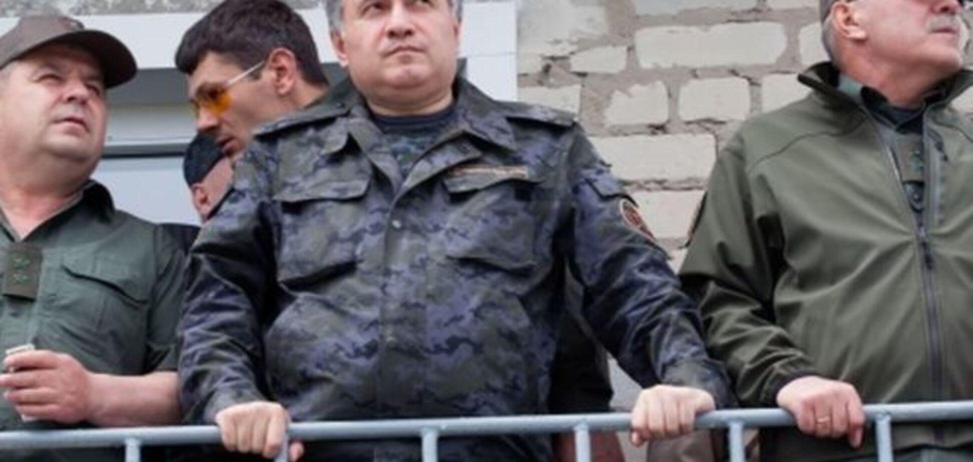 Аваков вважає головним досягненням МВС блокування сепаратизму в Харкові