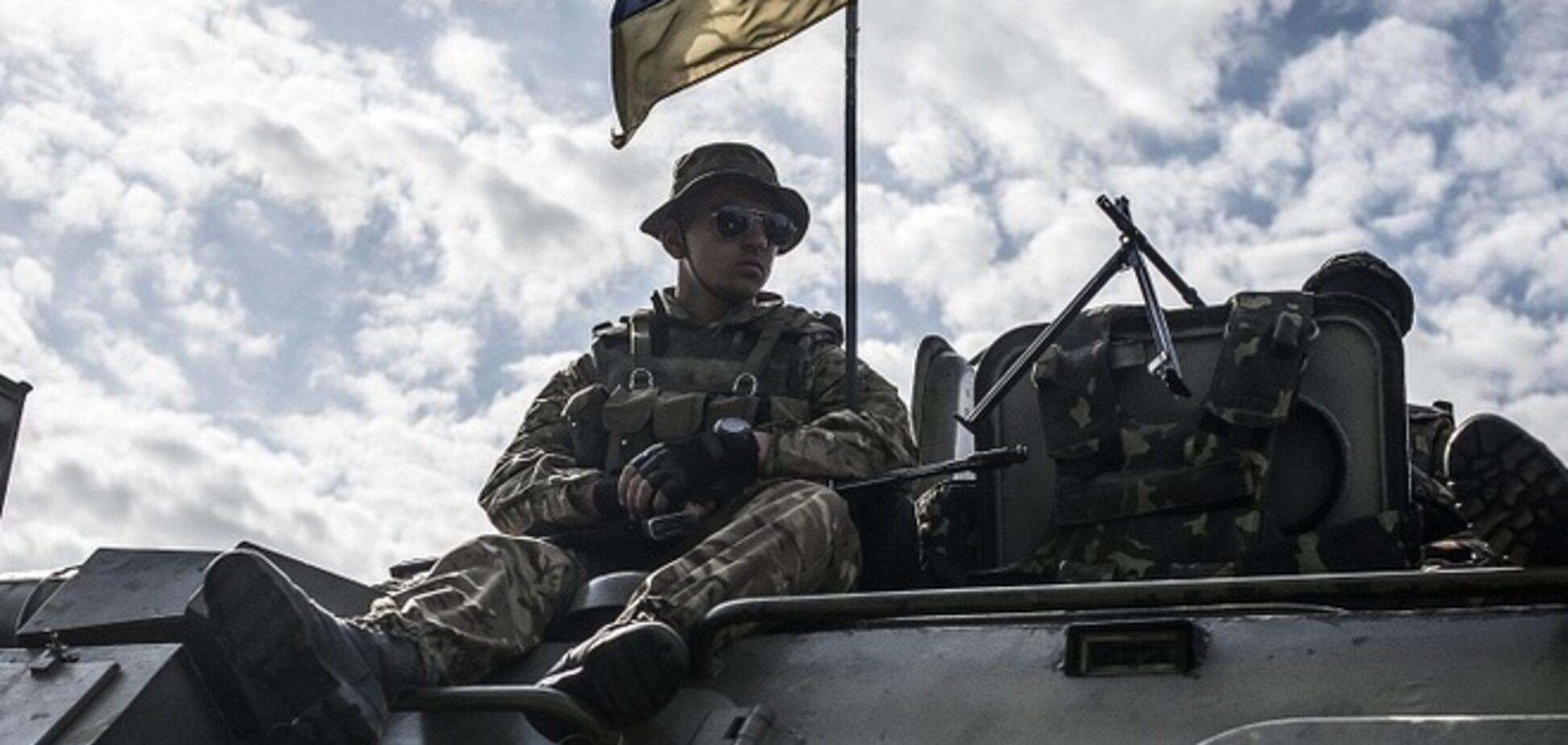 Нацгвардия призвала Порошенко ввести ЧП на Донбассе