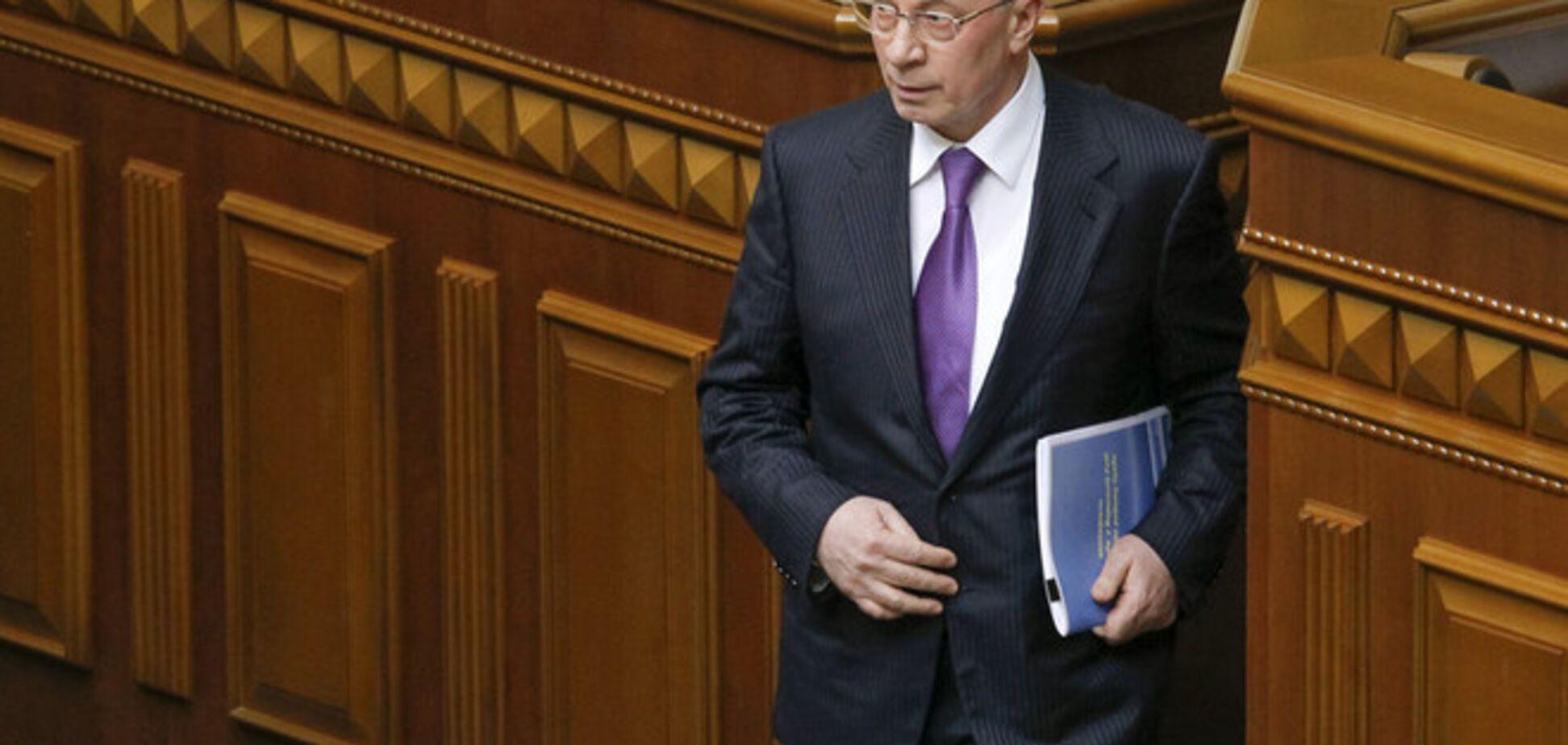 В ГПУ сомневаются, что Азаров скрывается в Австрии