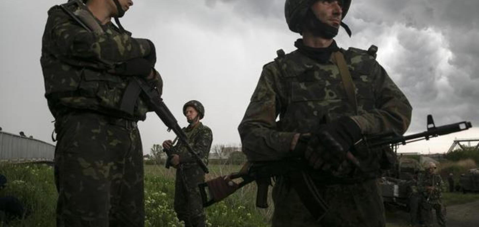 Батальон 'Днепр-1' едет на восток уничтожать российских террористов