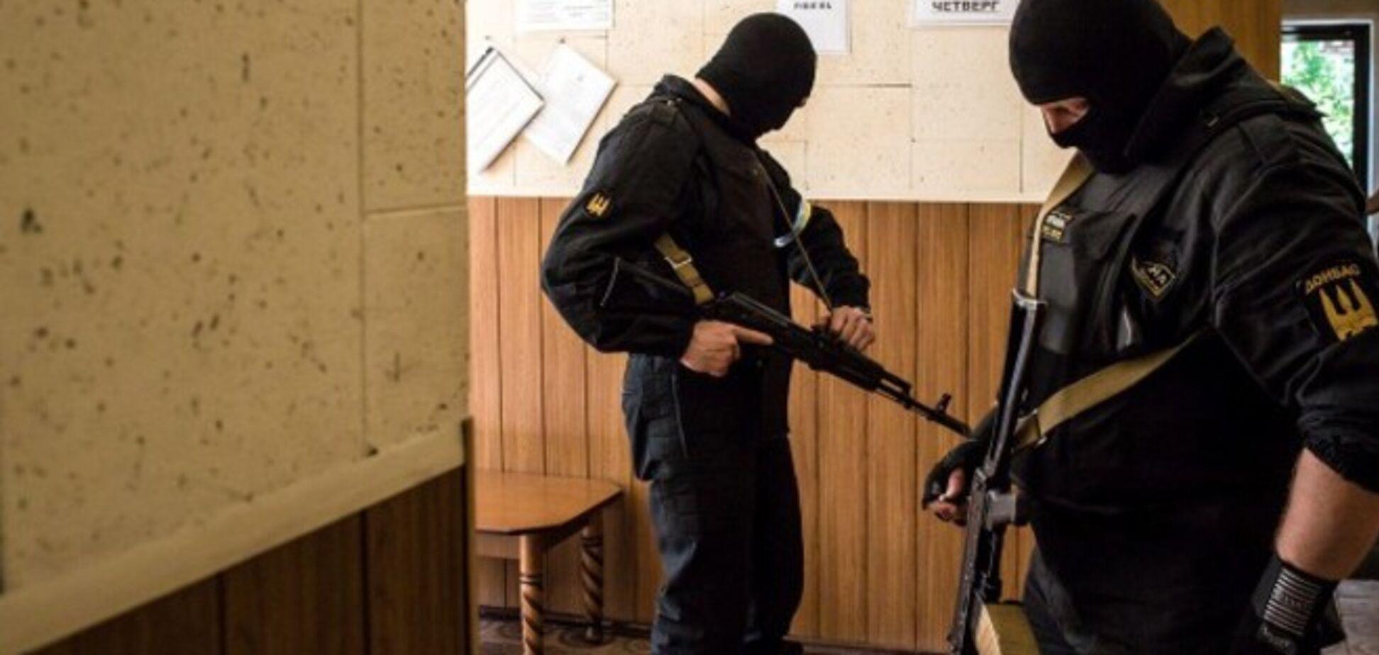 Комбат 'Донбасса': переговоры с террористами - путь в никуда