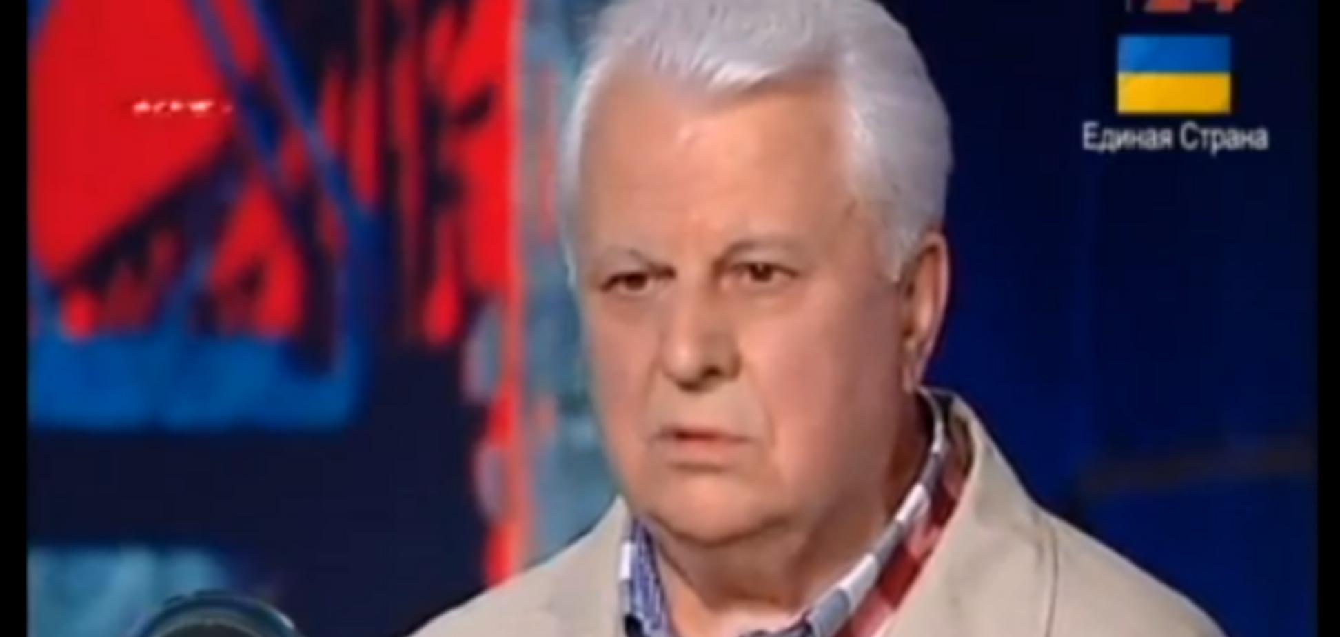 Кравчук рекомендует Порошенко 'почистить' кадровые конюшни