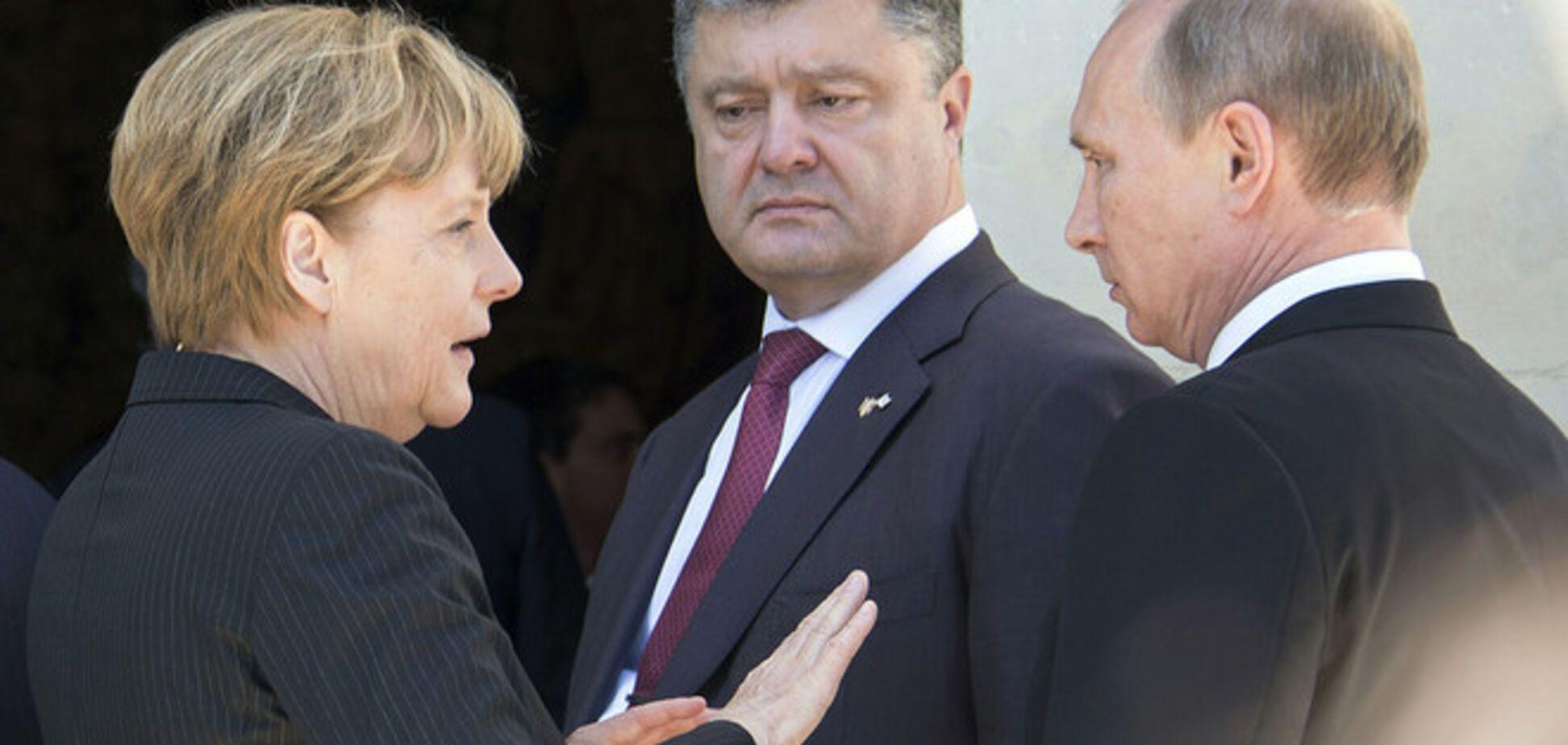 Порошенко чекає, що Путін заборонить своєї армії воювати в Україні