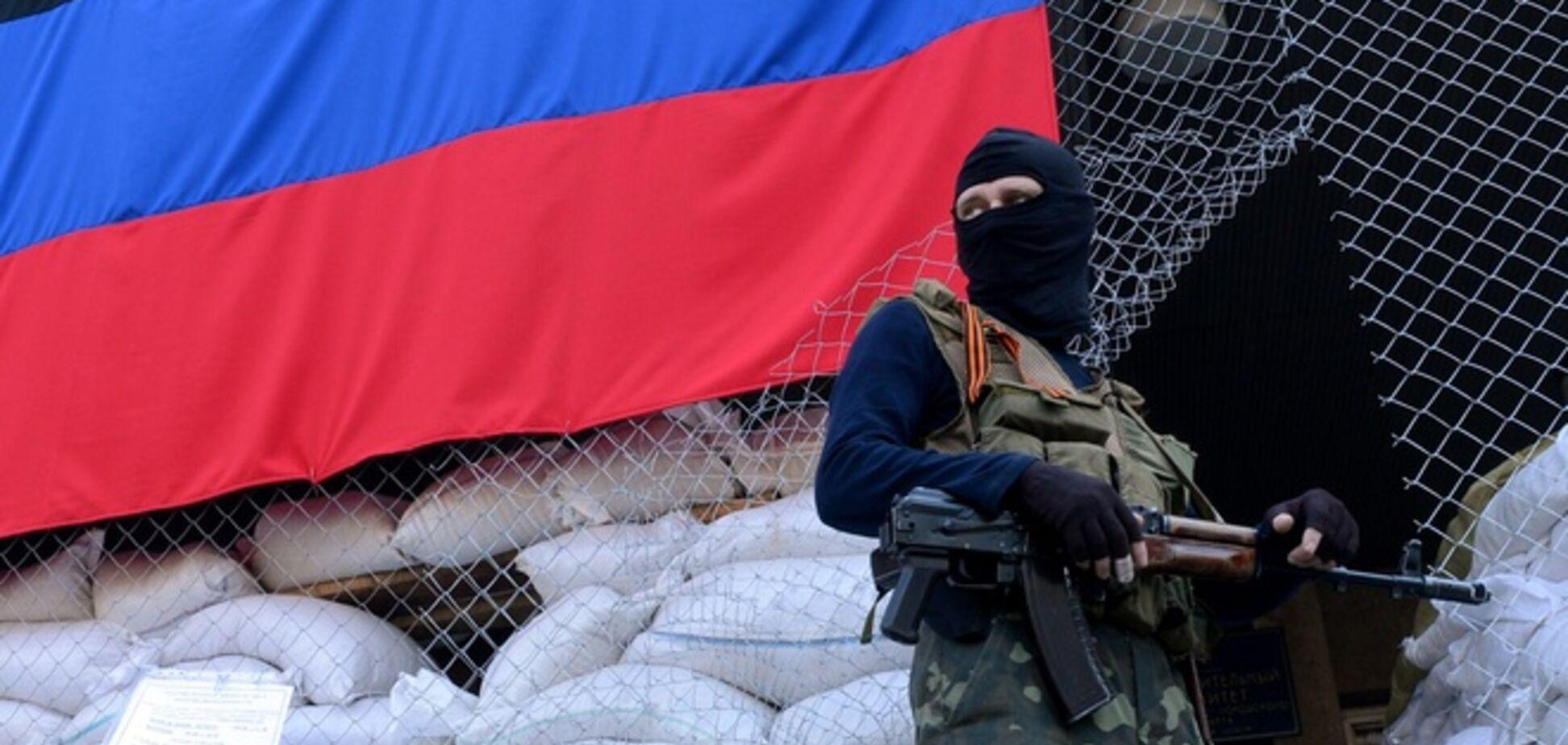 Журналист: в Славянске находятся около 1500 террористов, 600 из которых - российские спецназовцы