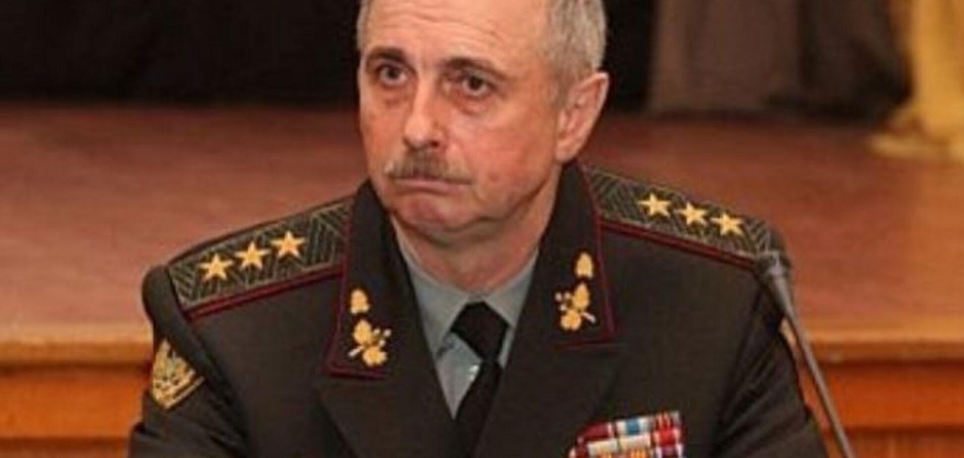 Прикордонники обурені словами в.о. міністра оборони, мовляв, 'штурму прикордонзагону не було'