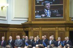 В инаугурации Порошенко приняли участие 60 иностранных делегаций