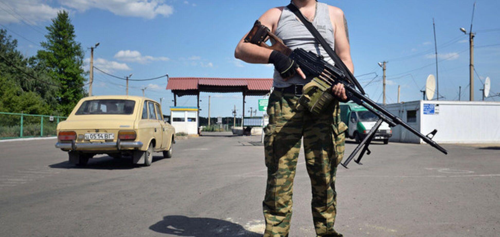 На Луганщине террористы захватили еще одно управление СБУ и авиаремонтный завод