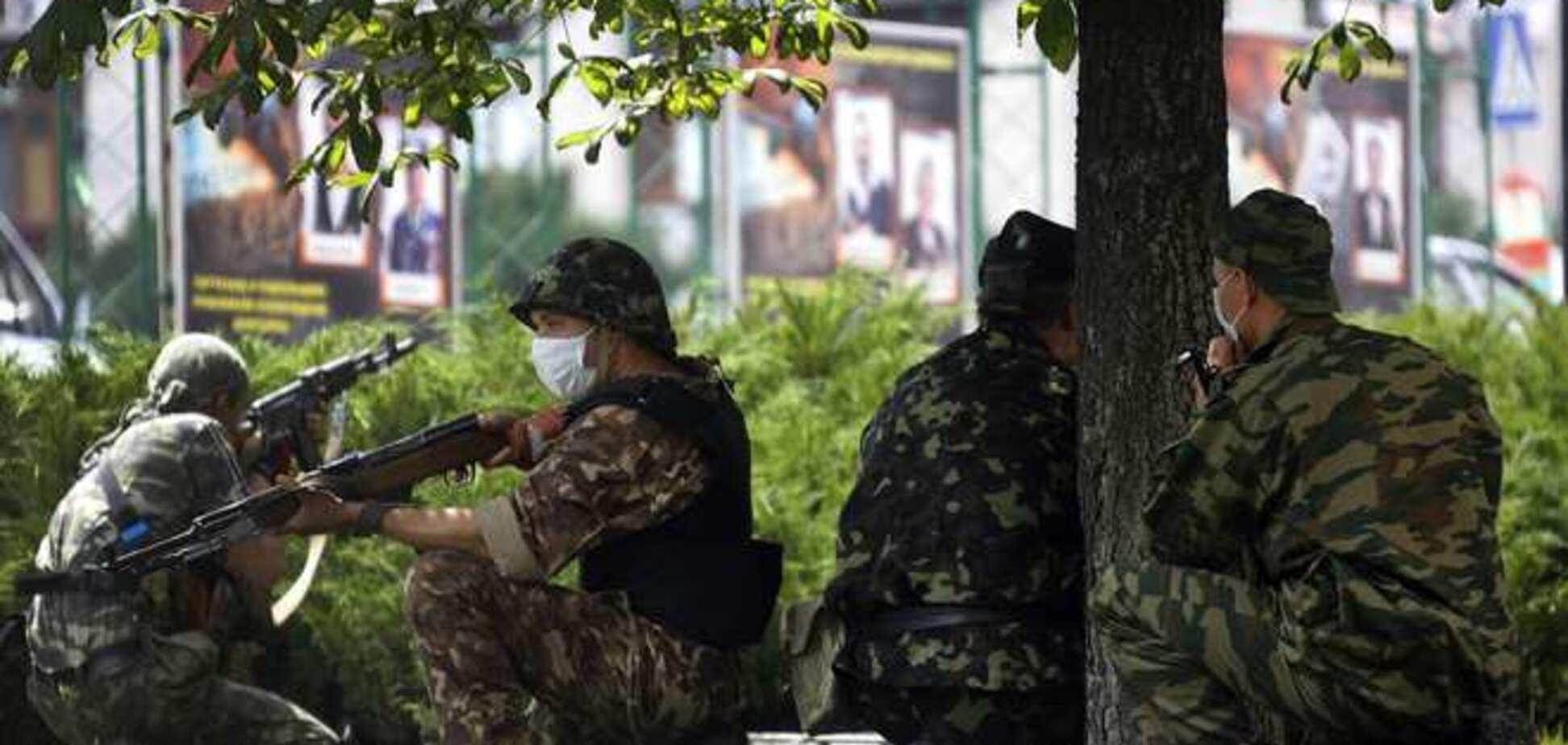 Террористы после боя в Мариновке лечатся в Ростовской области