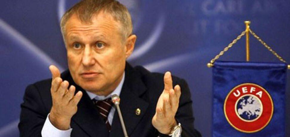 Выдвижение Суркиса в УЕФА: СМИ разоблачили фейк