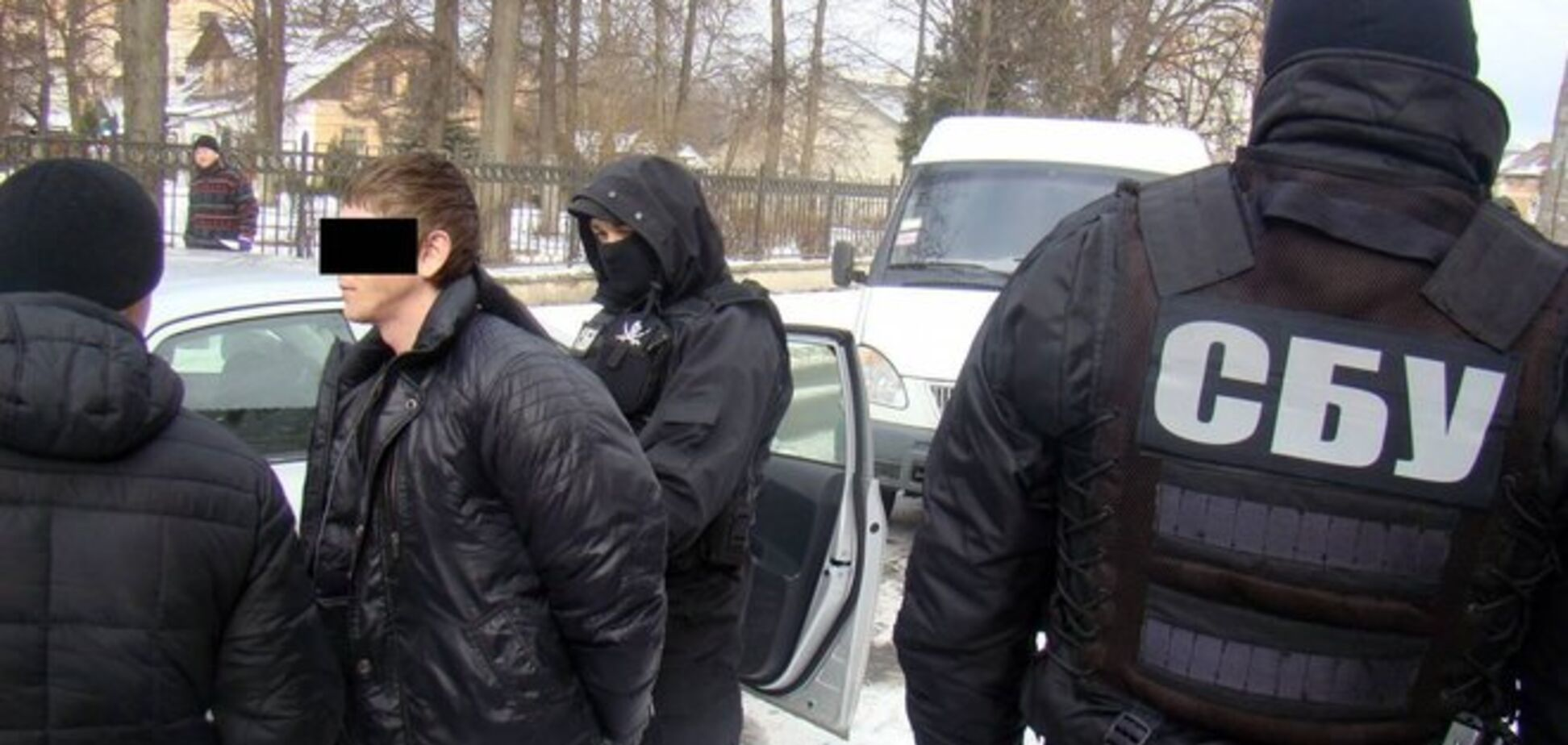 Служба безопасности задержала контрабандиста 'шпионской' аппаратуры