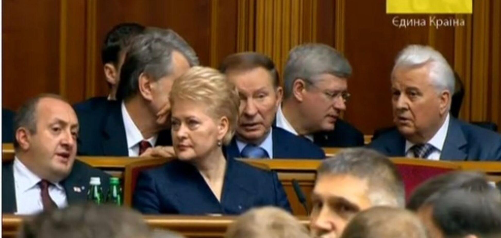 Международная реакция на инаугурацию Порошенко