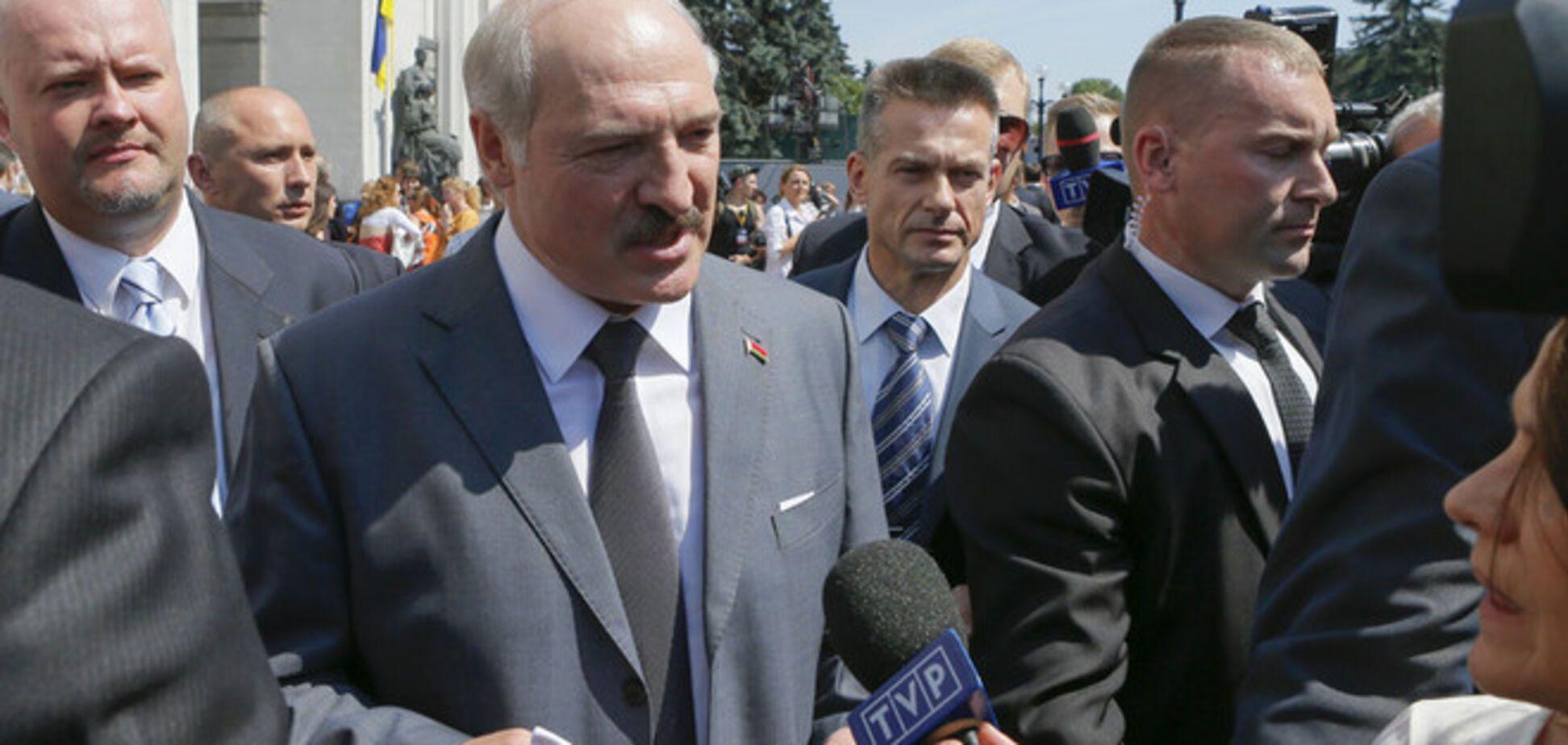 Лукашенко впевнений, що Білорусь і Україна можуть мати товарообіг в $ 15 млрд