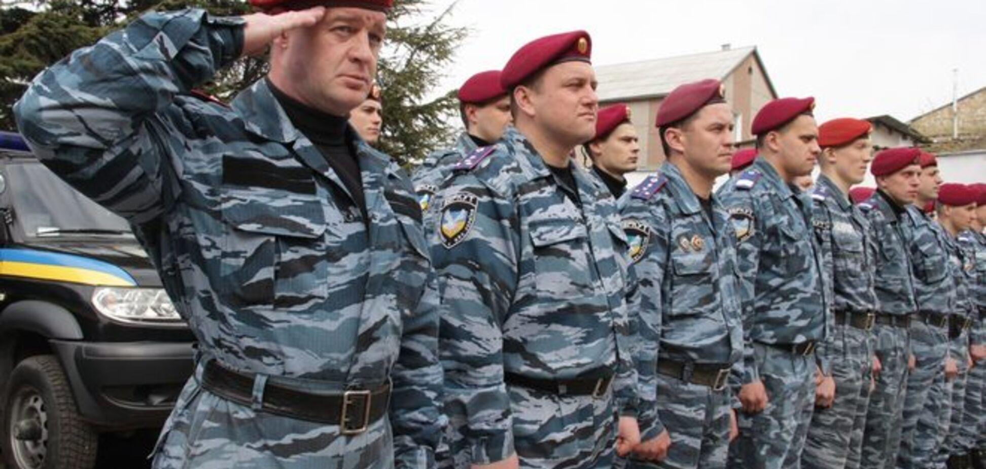 Киевским беркутовцам 'трудно умирать за родину, которая тебя прокляла' на блокпостах под Славянском