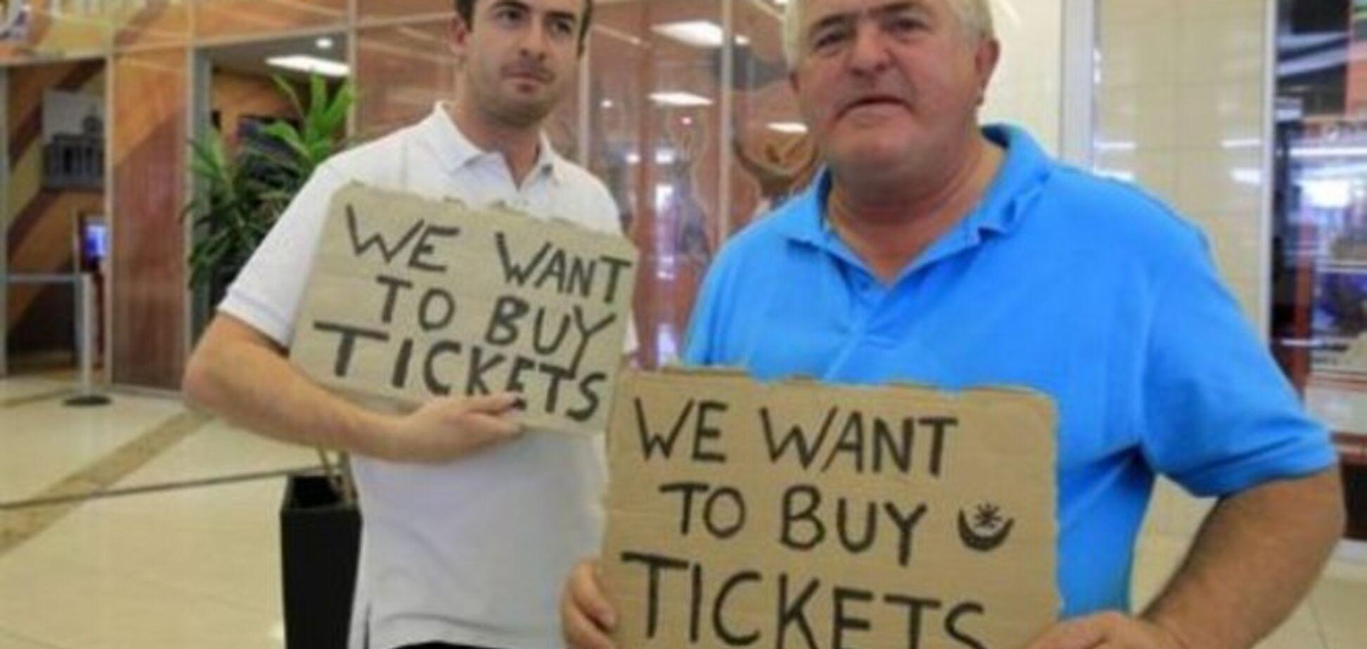 У британского болельщика украли 688 билетов на ЧМ-2014