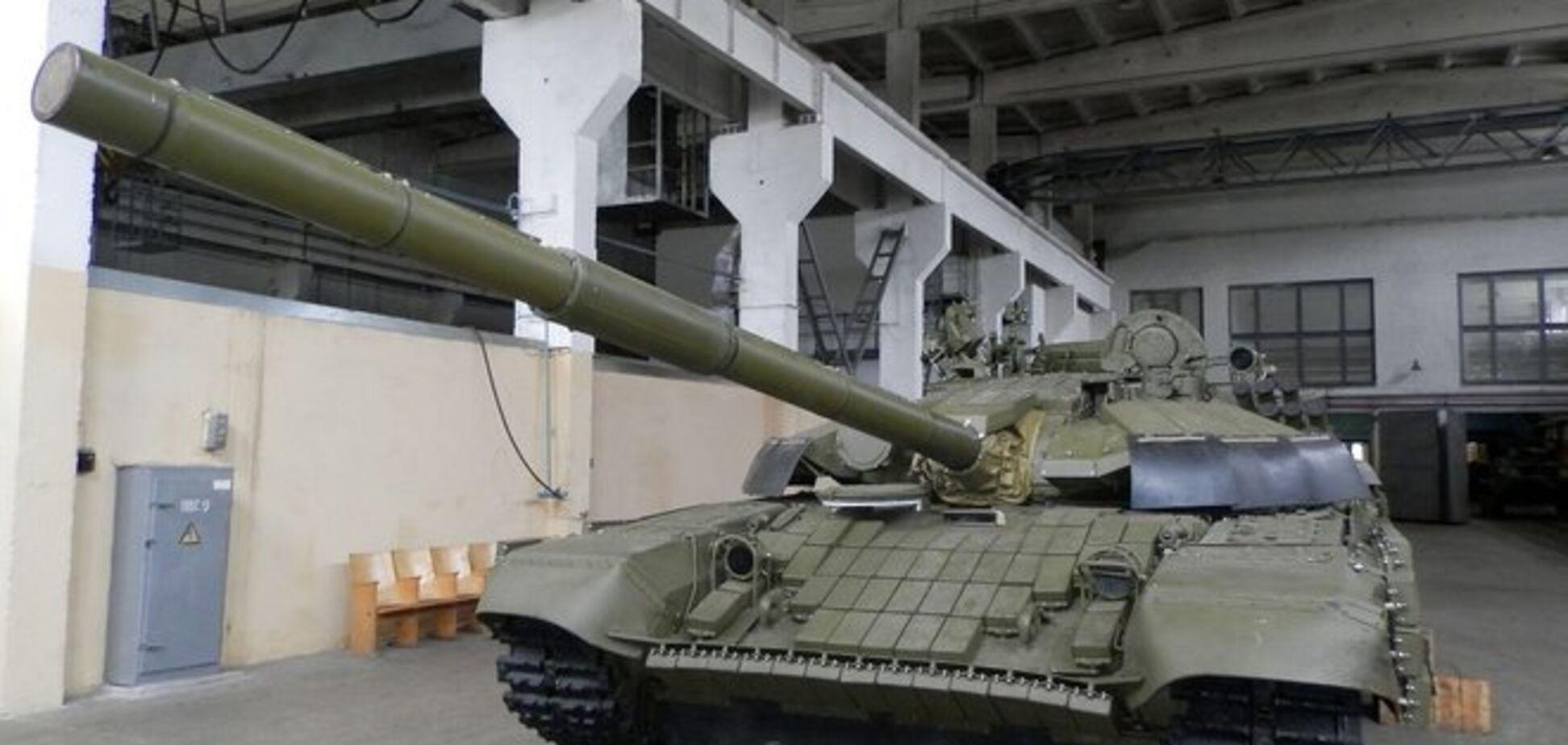 На Киевском бронетанковом заводе вместо ремонта танки разбирали на детали и продавали