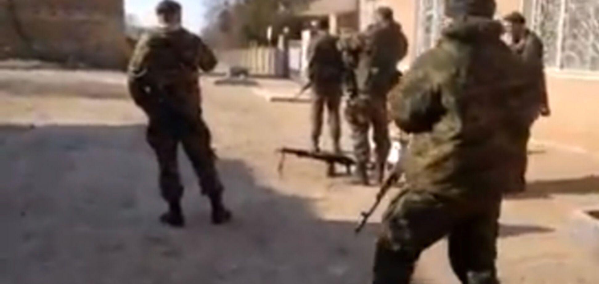На Донбассе появились партизаны, похищающие террористов – ИС