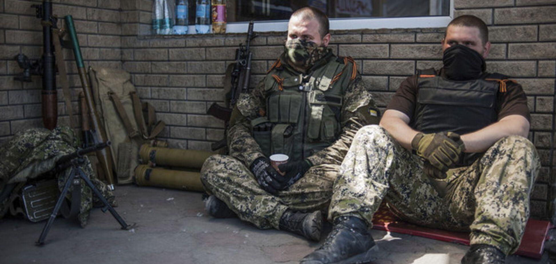 Террористы похитили 700 кг взрывчатки на Донетчине