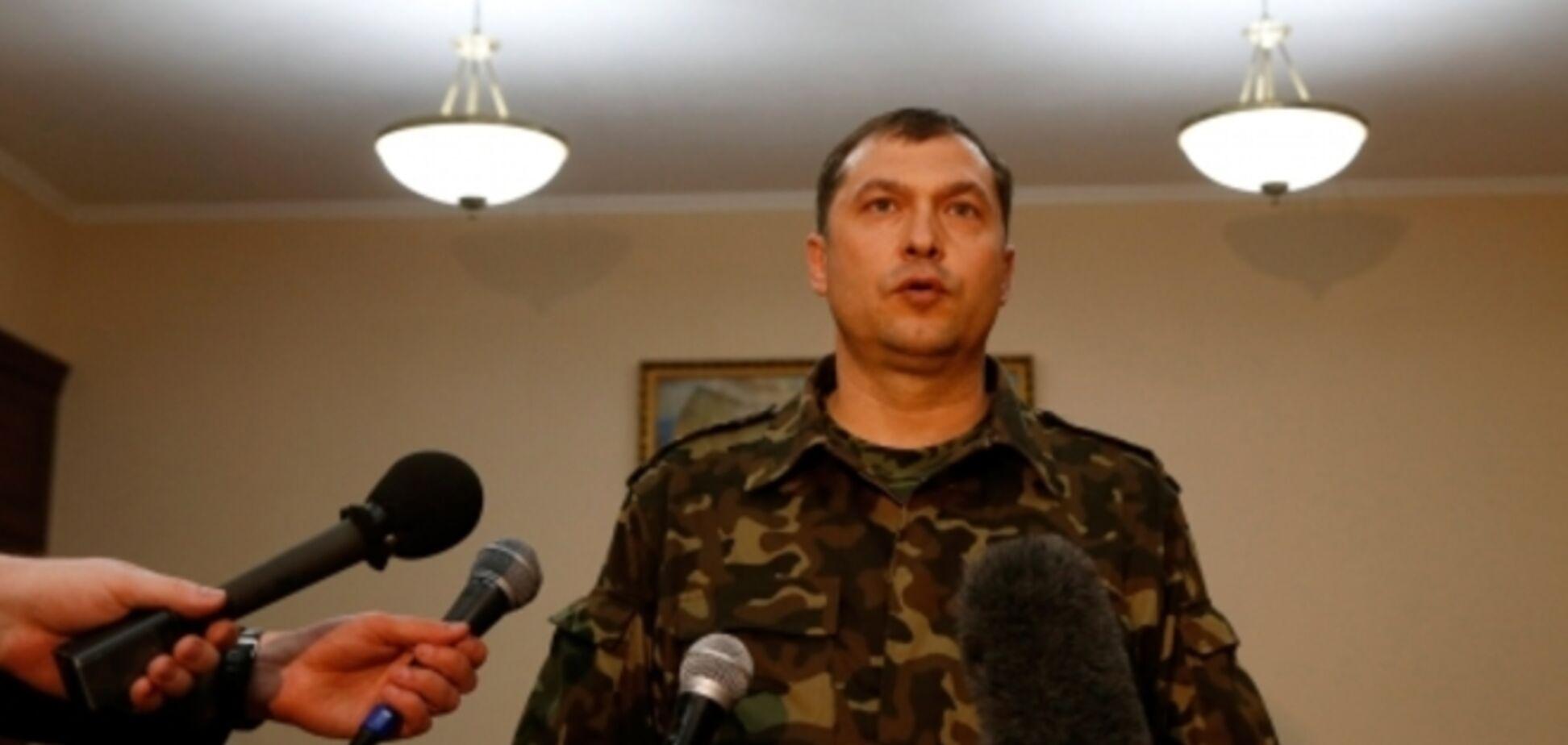 Военные передали 'привет' 'губернатору' Болотову: готовы встретиться с ним по-мужски