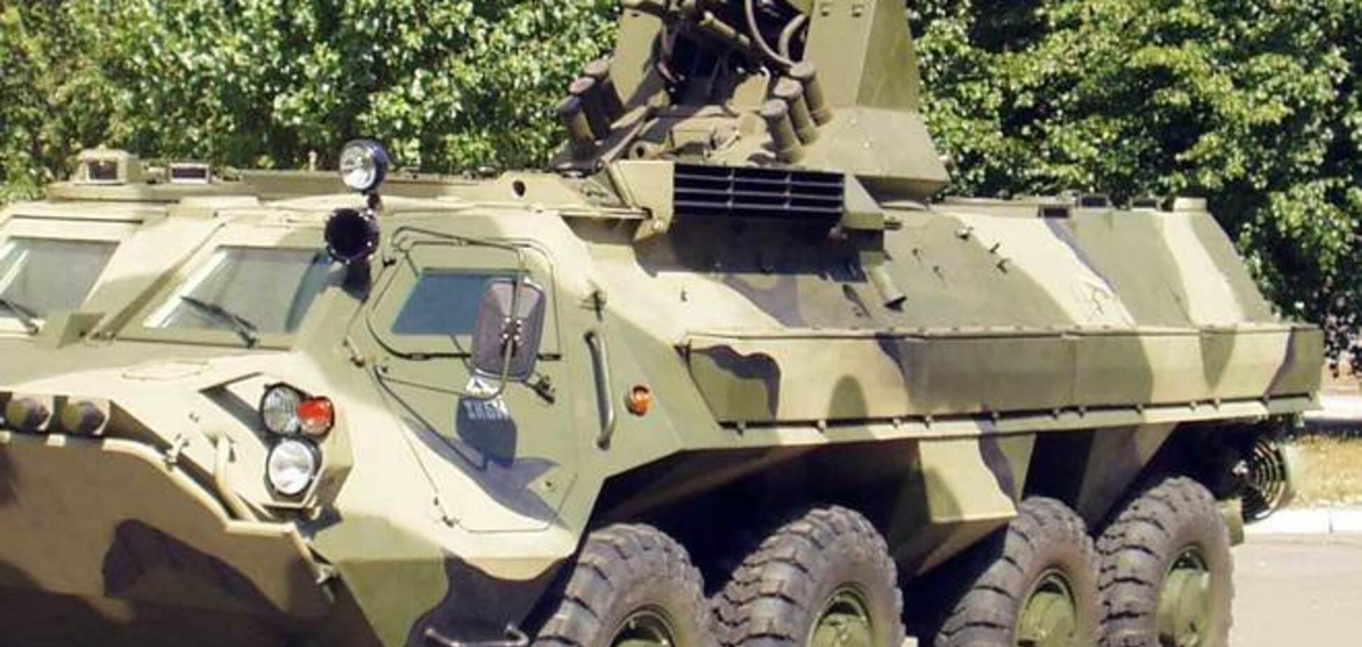 Близько 300 терористів зайняли місто на Донеччині - нардеп