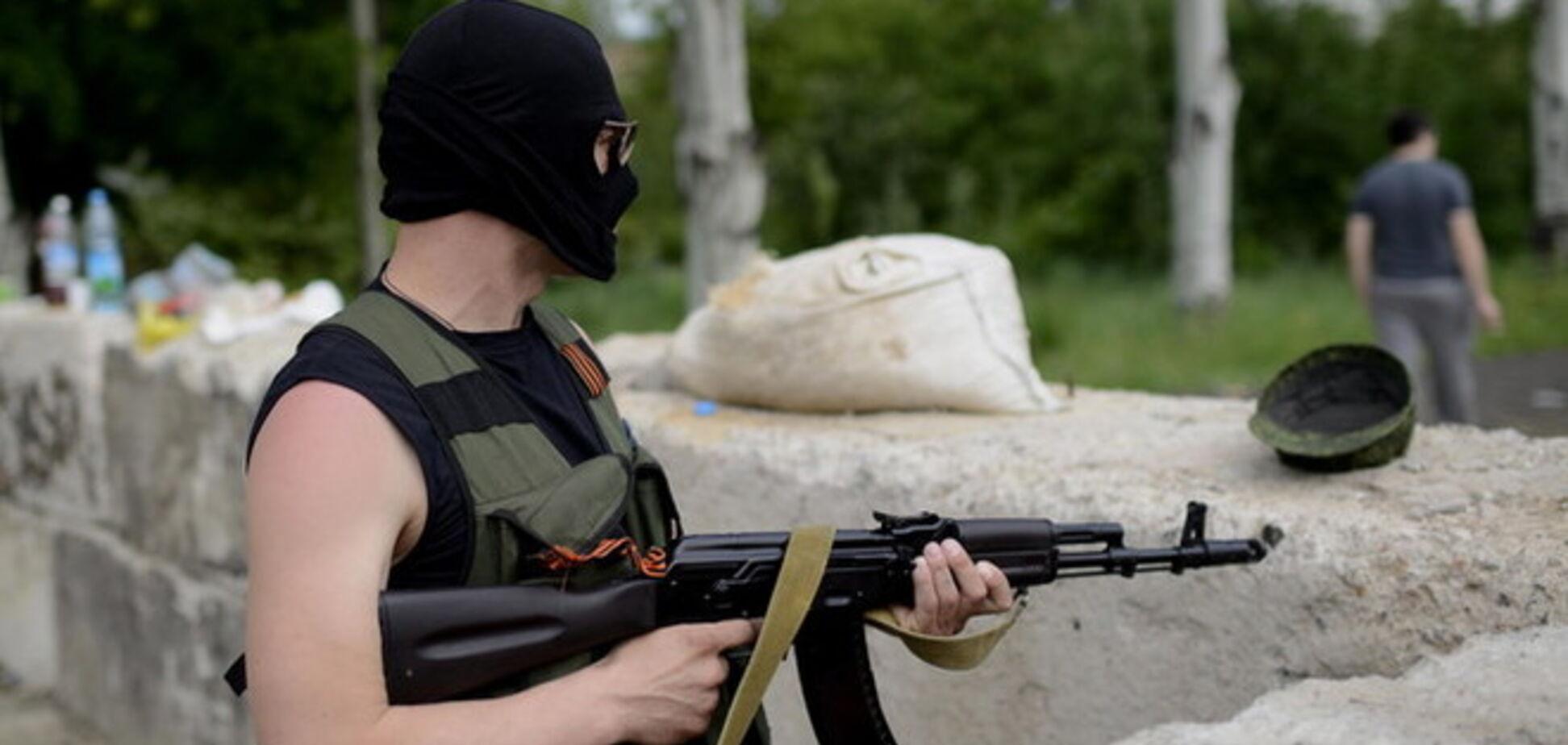 Под Донецком террористы попросились в ряды бойцов АТО: хотят очистить Донбасс от наемников
