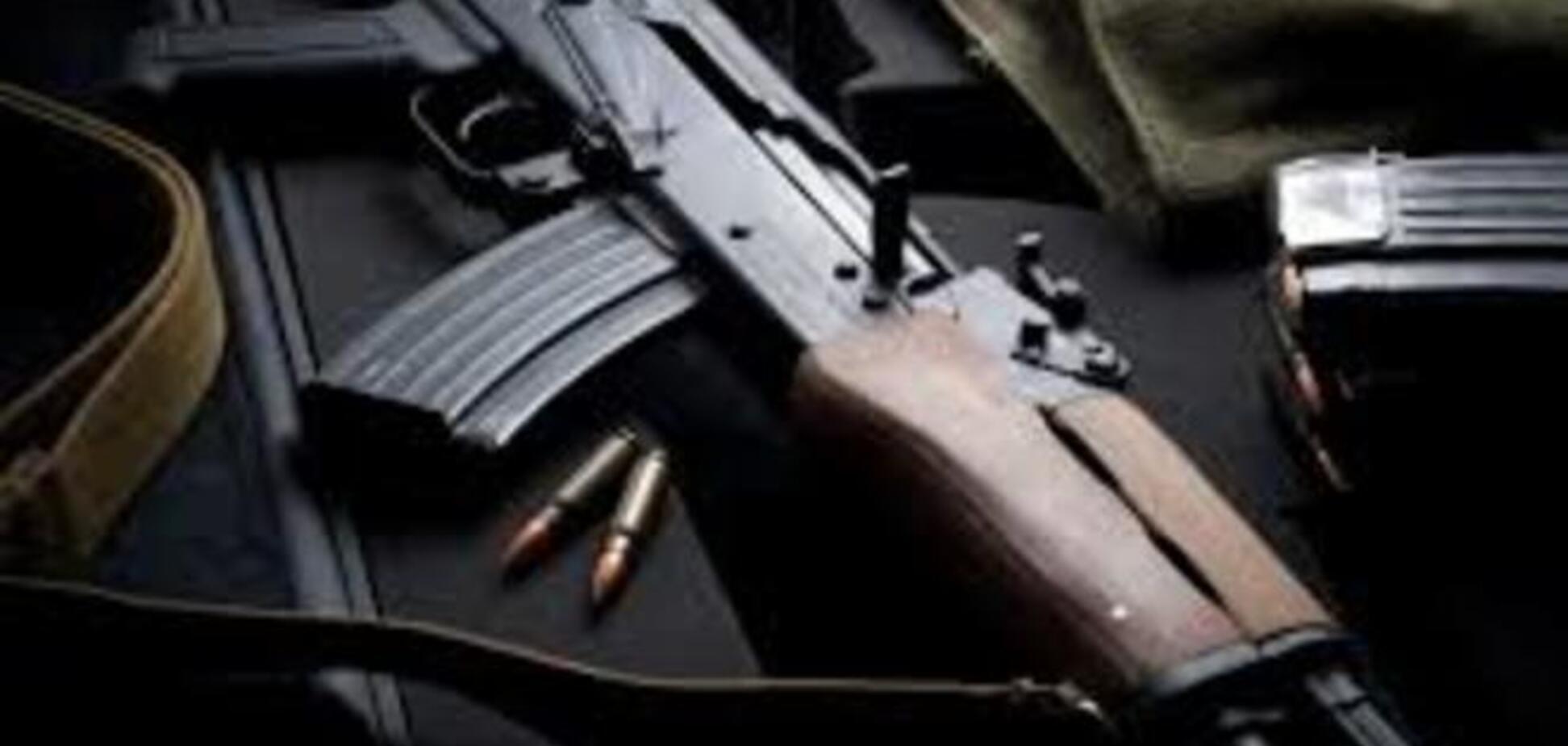 СБУ затримала терористів, які скуповували зброю для бойовиків на сході