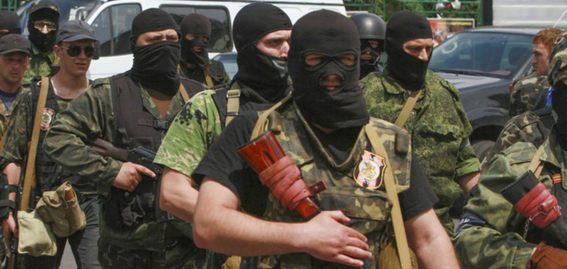 В Славянске террористы похитили четырех прихожан церкви