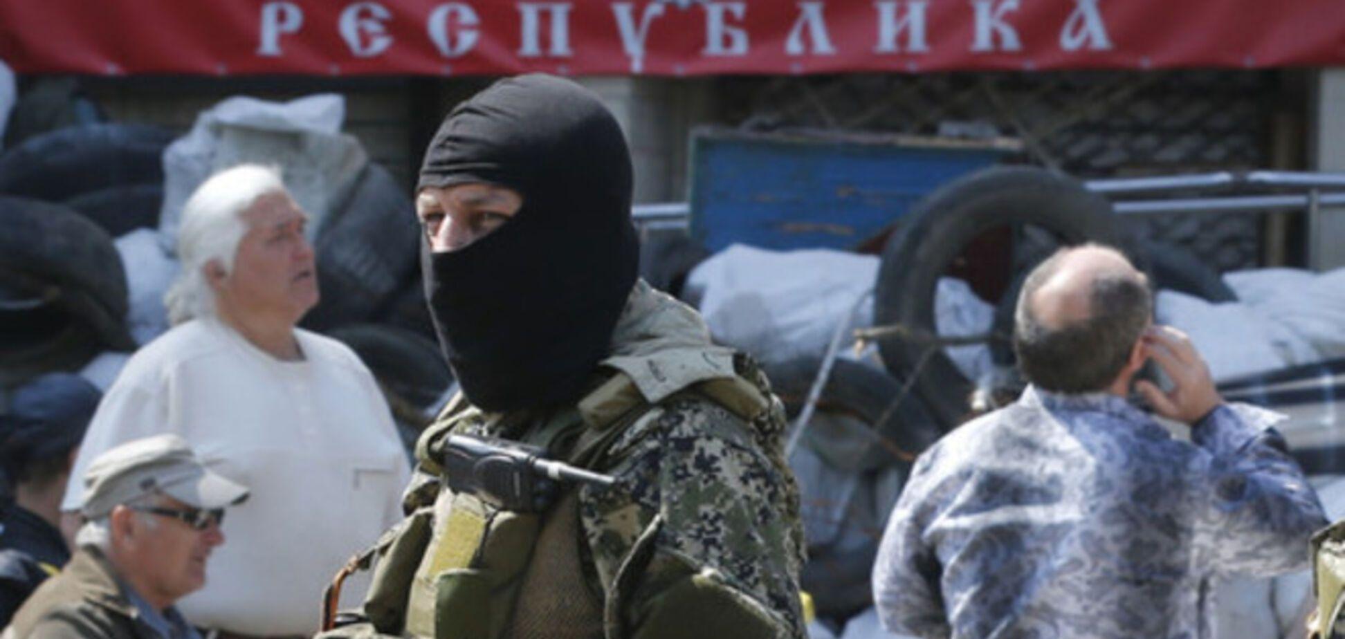 В Краматорске идет бой - соцсети