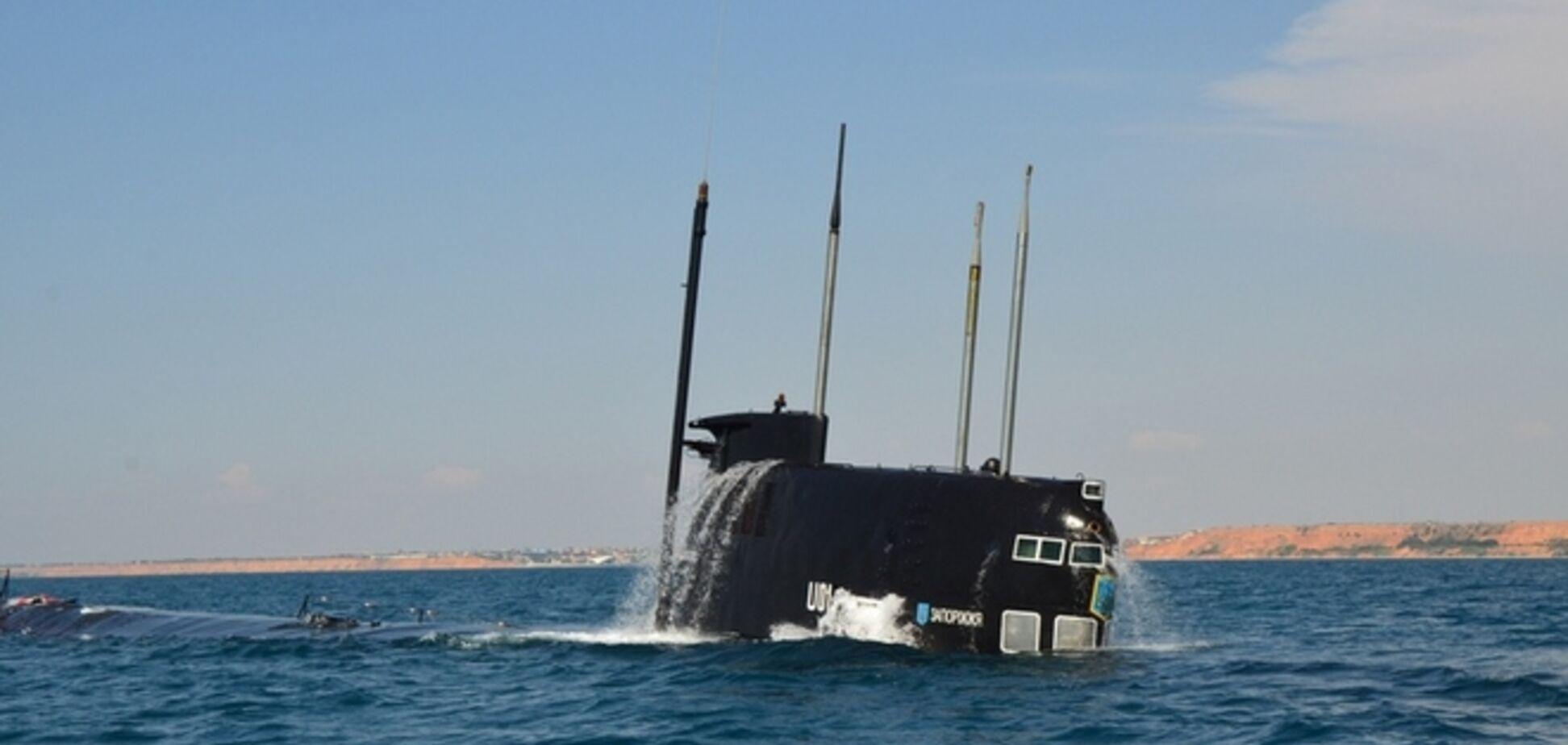 Украинскую субмарину в Крыму могут сдать на металлолом