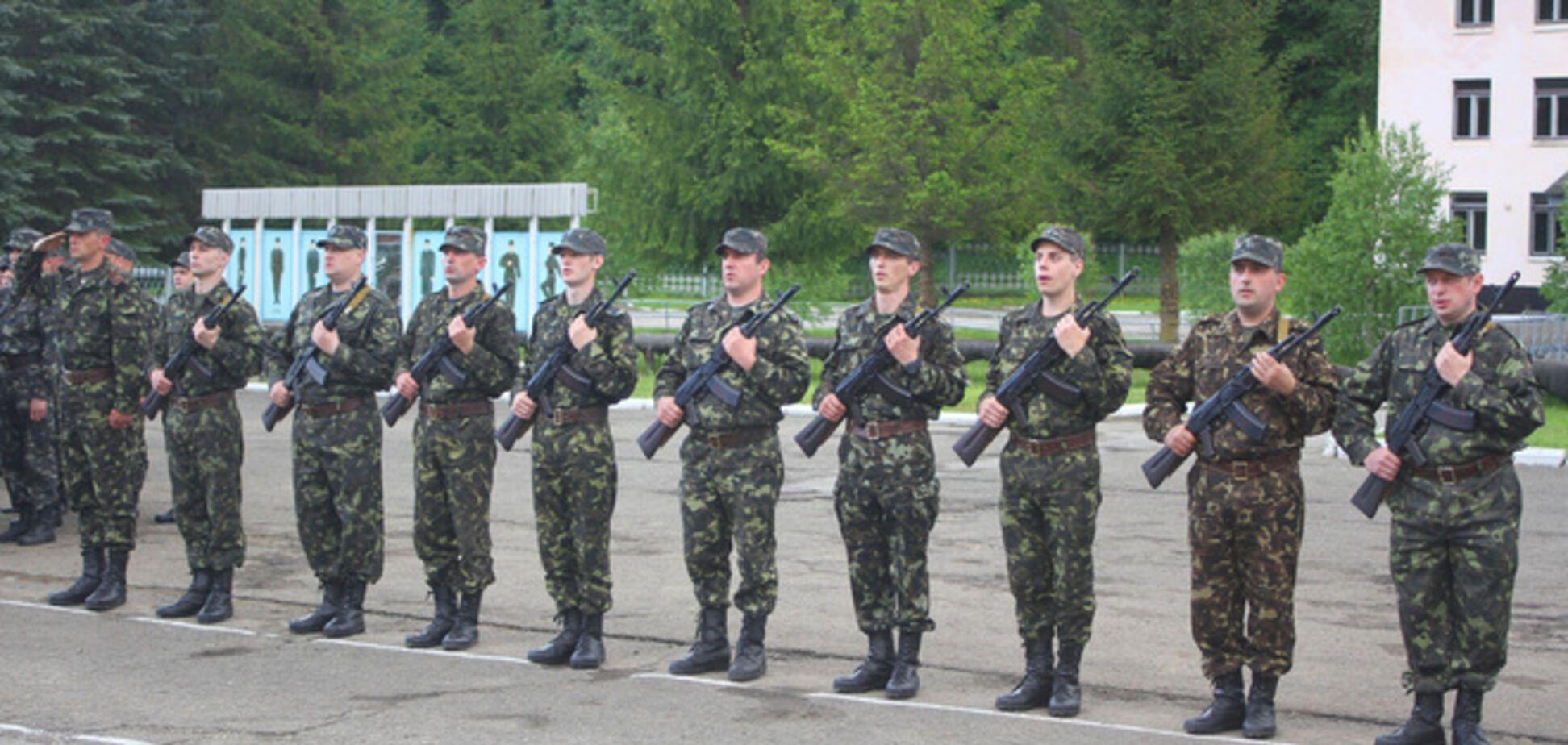 Прикарпатье отказывается отправлять свой батальон на Восток, пока бойцов не обеспечат средствами защиты