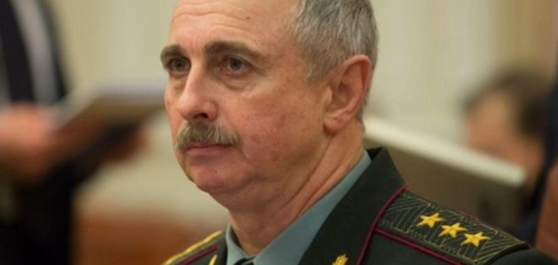 Глава Міноборони: громадянської війни в Україні не буде