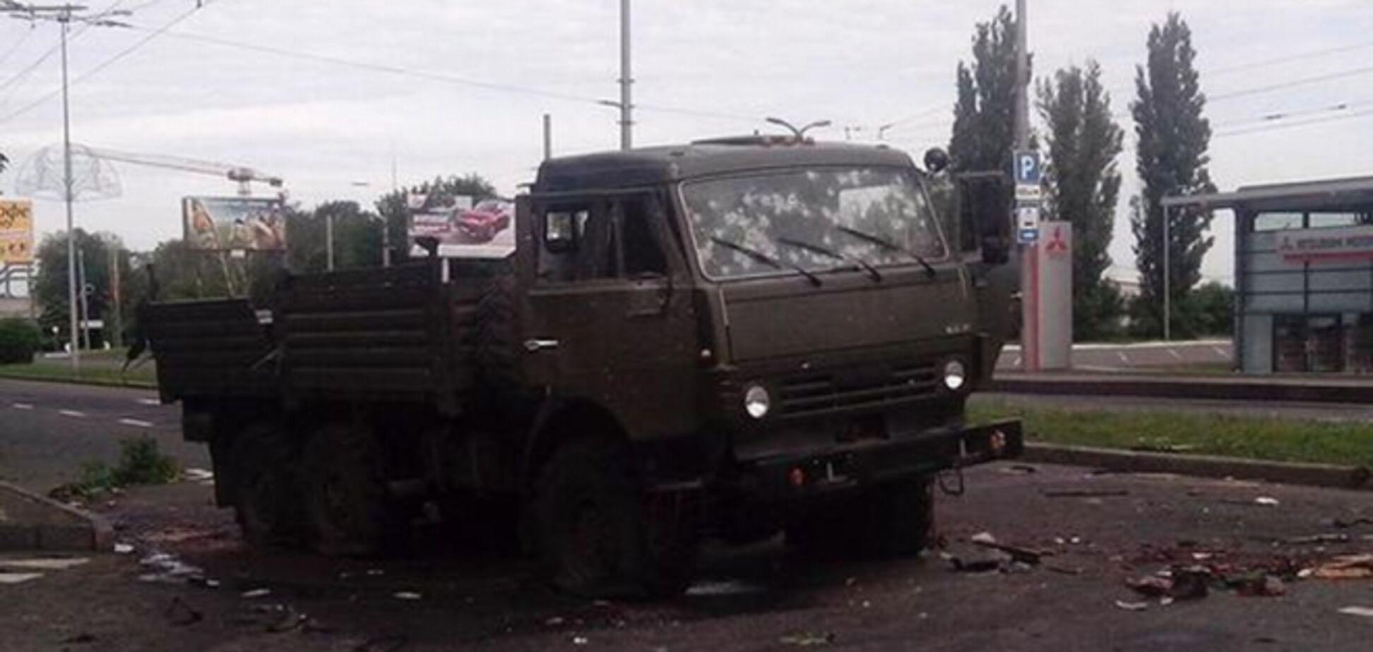 Семенченко: АТО в Мариуполе дала первые результаты