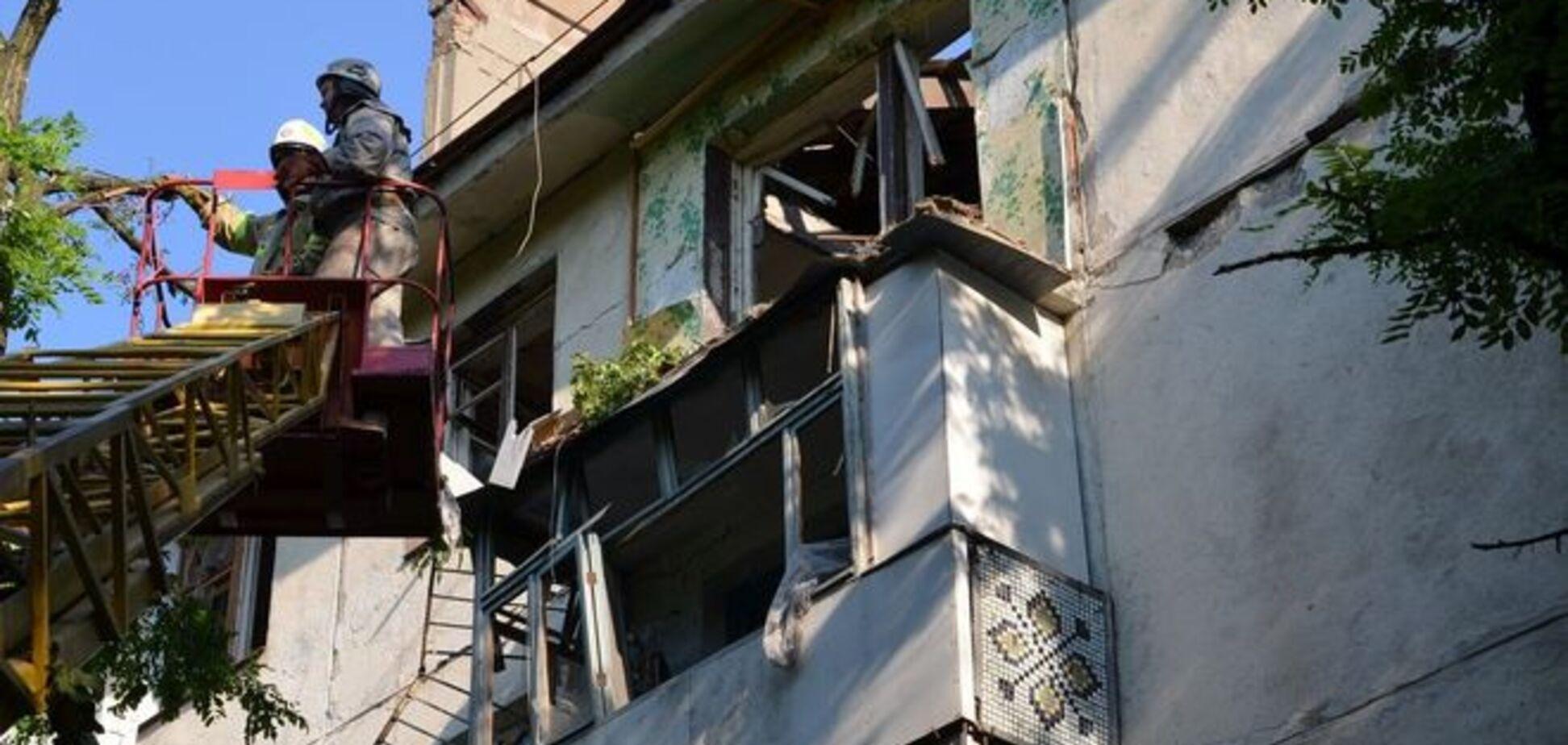 В Николаеве снова прогремел взрыв в многоэтажном доме