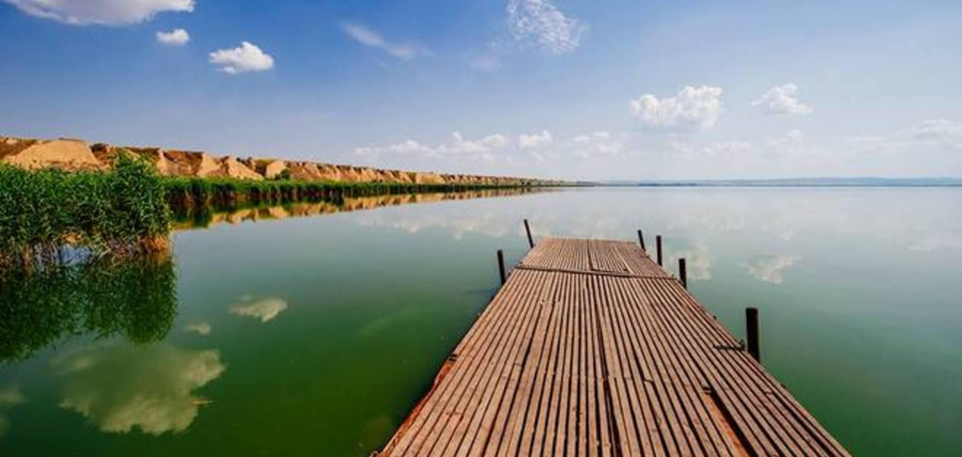Кагул – украинское озеро, которым невозможно налюбоваться