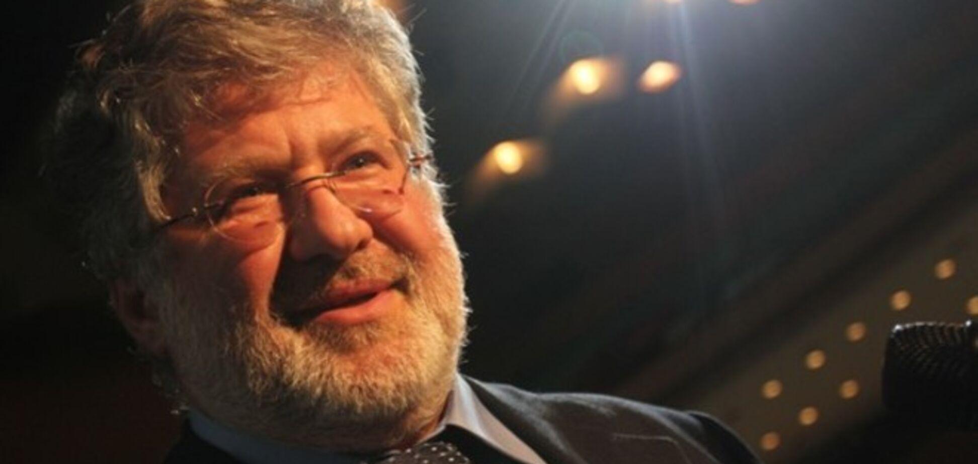 Коломойский рассказал о смерти олигархии в Украине