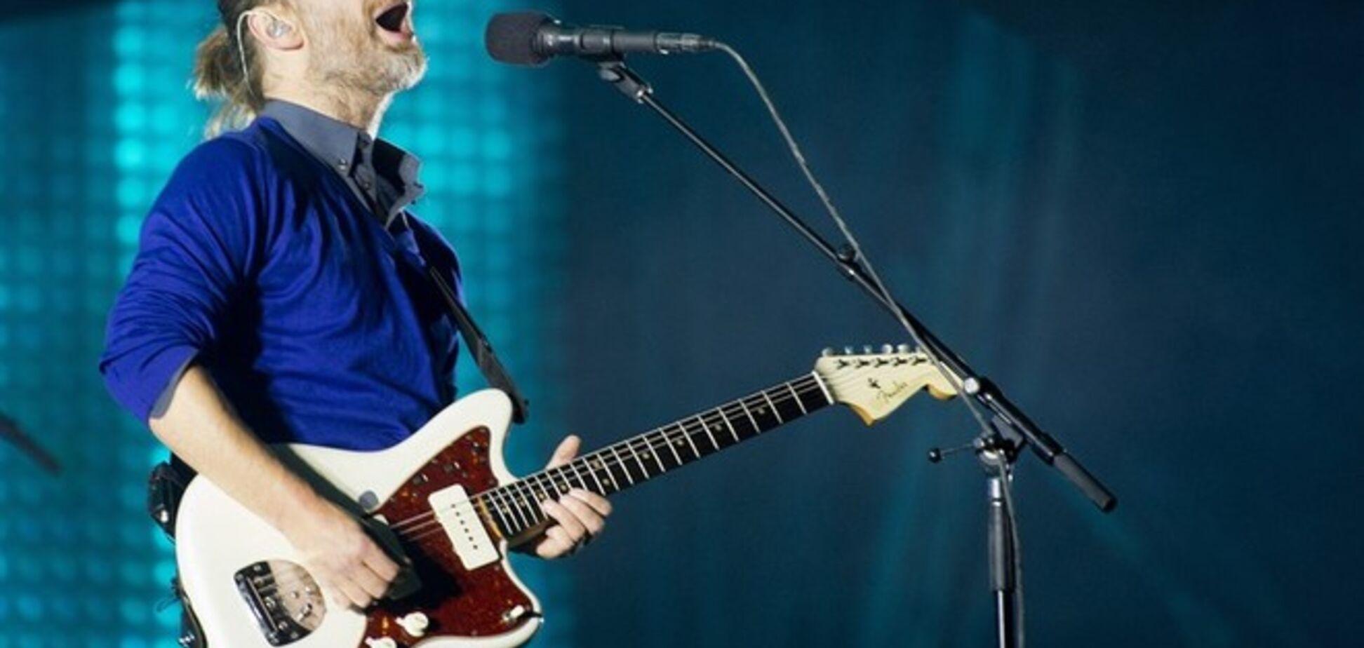 Radiohead в сентябре начнут запись нового альбома