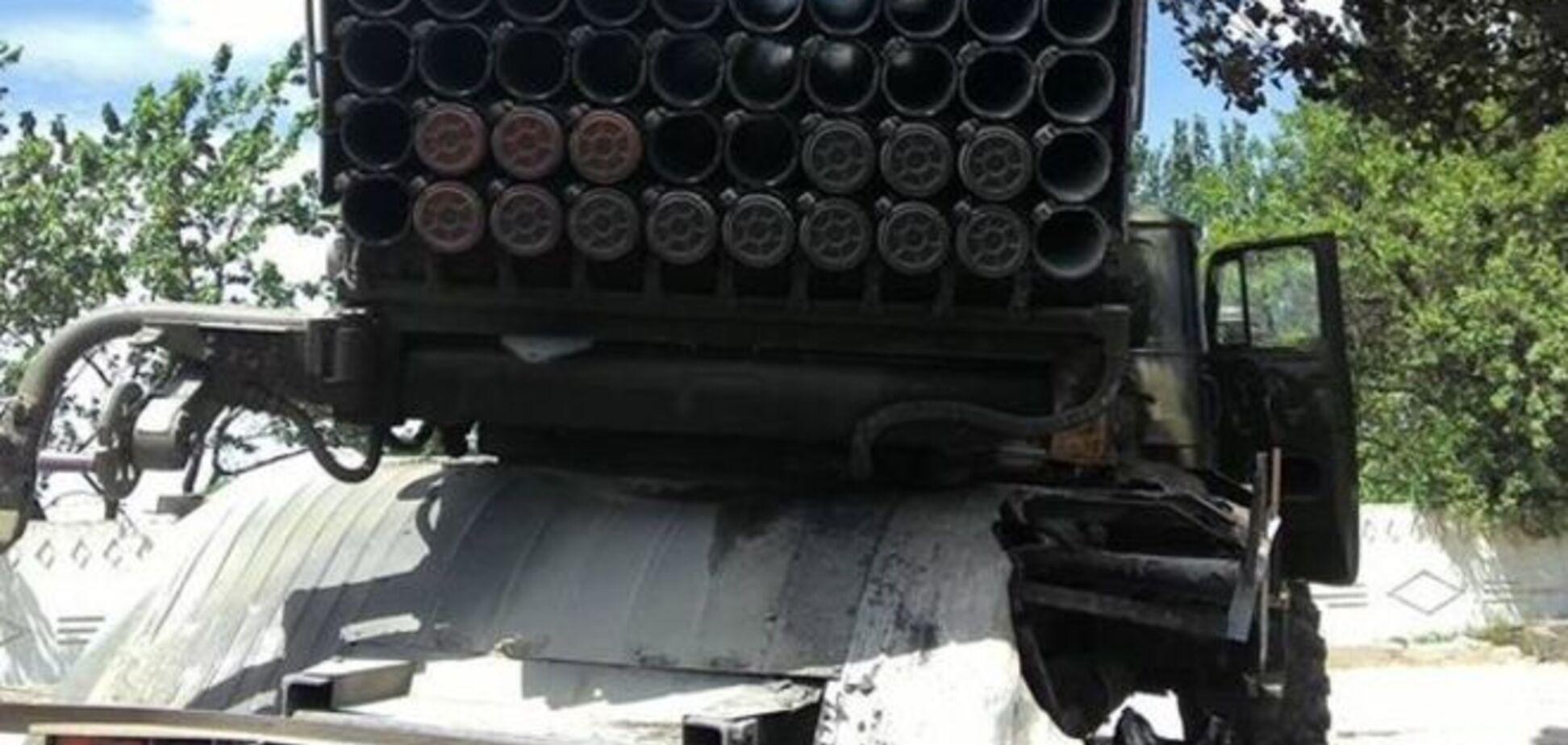 Терористи почали переміщати техніку з Луганська до Алчевська