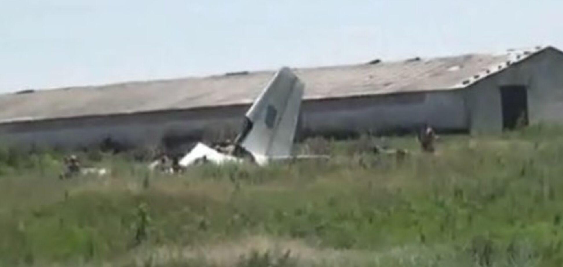 У СБУ есть неопровержимые доказательства причастности РФ к крушению Ан-26 в Луганской области