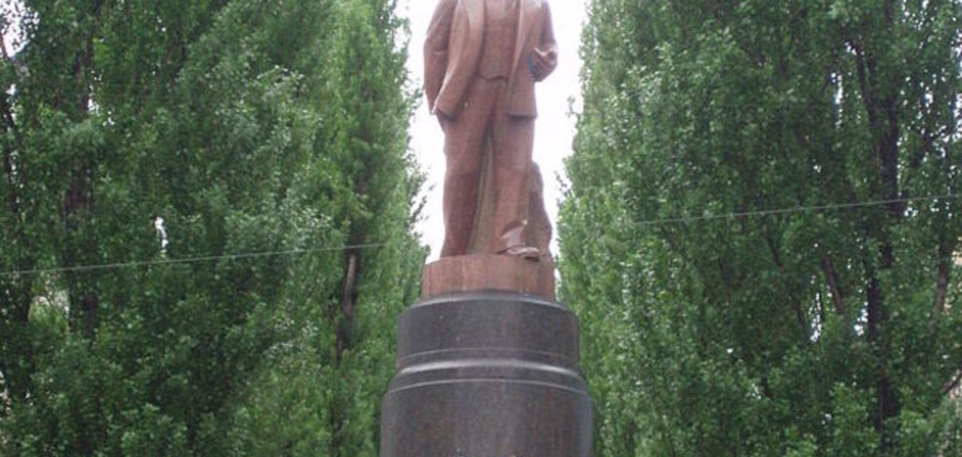 В Киеве появится парк с памятниками Ленину