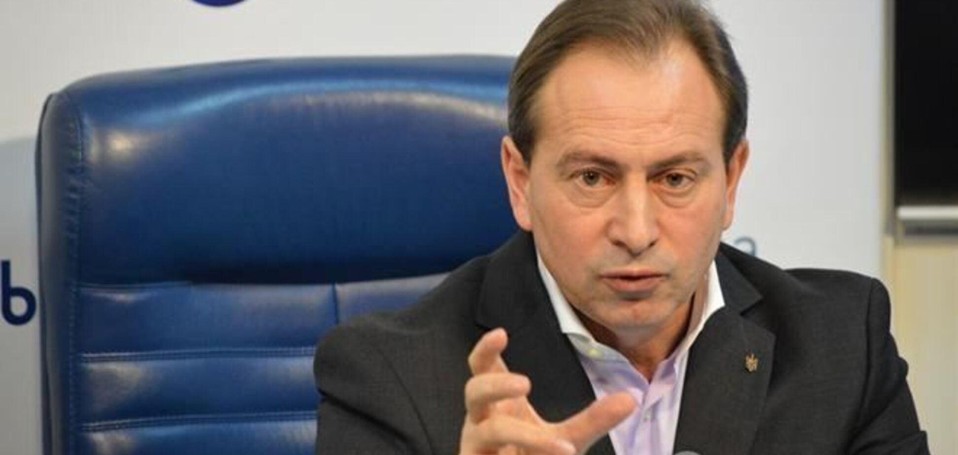 Томенко решил очистить ряды 'Героев Украины' от поклонников Путина