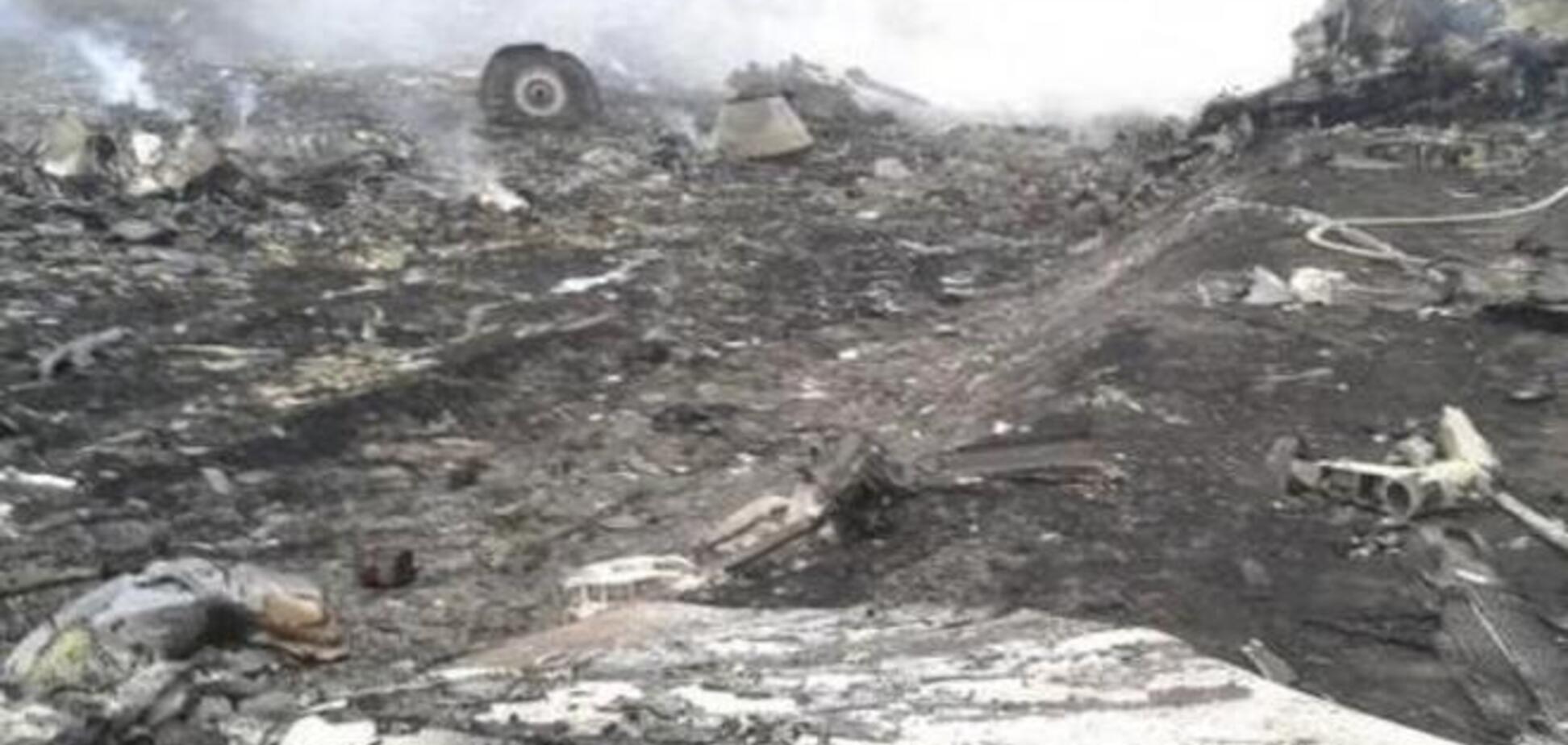 У Авакова відтворили перебіг подій напередодні аварії Boeing-777