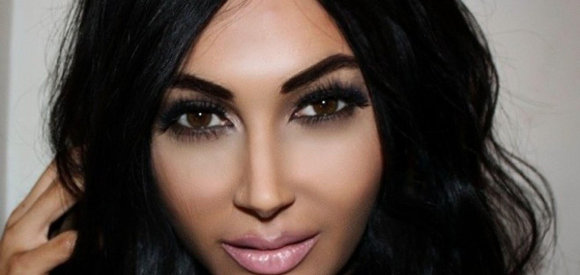Фанатка Ким Кардашьян готова на все, чтобы быть похожей на своего кумира