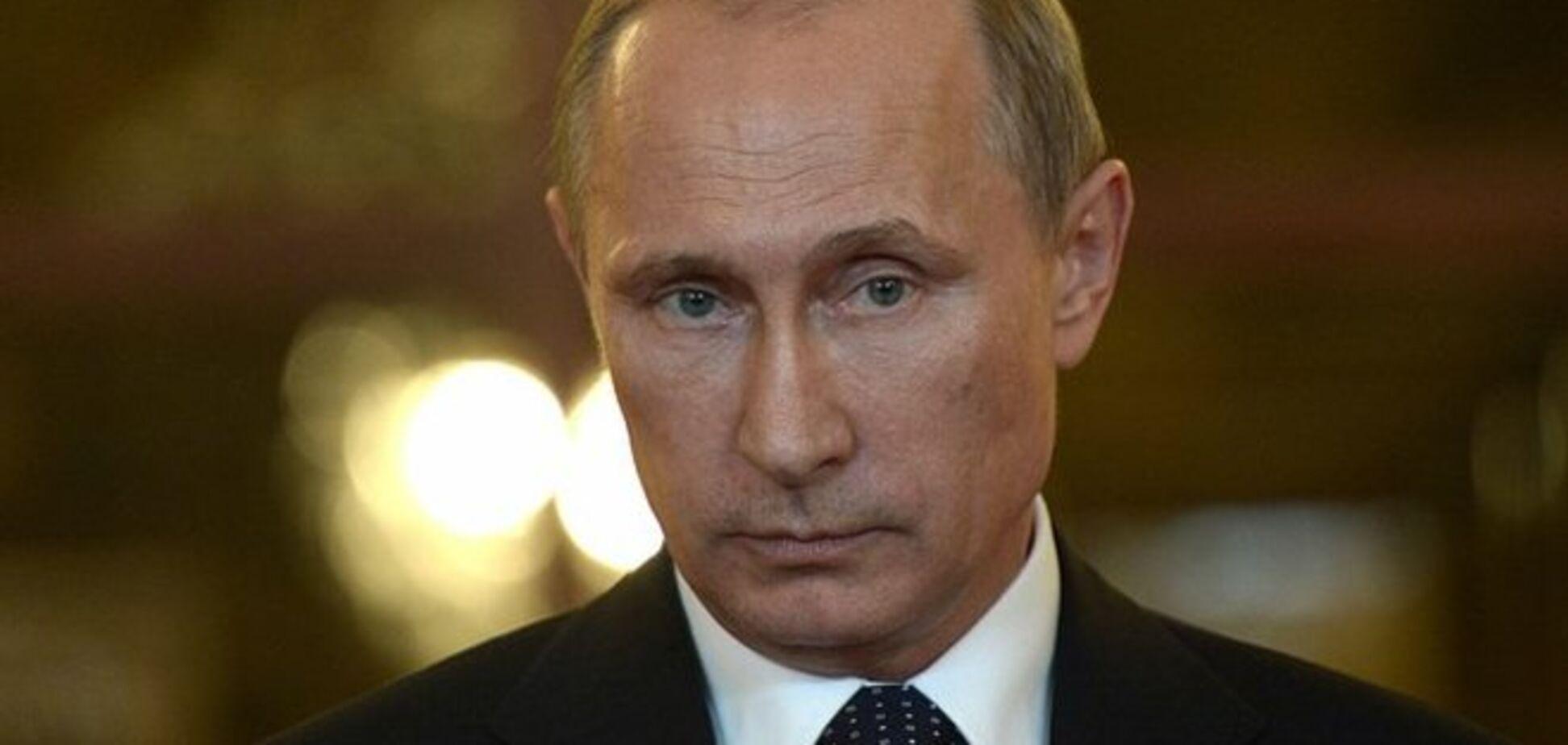 Путин записал себя в эксперты МВФ и посоветовал не давать кредит Украине