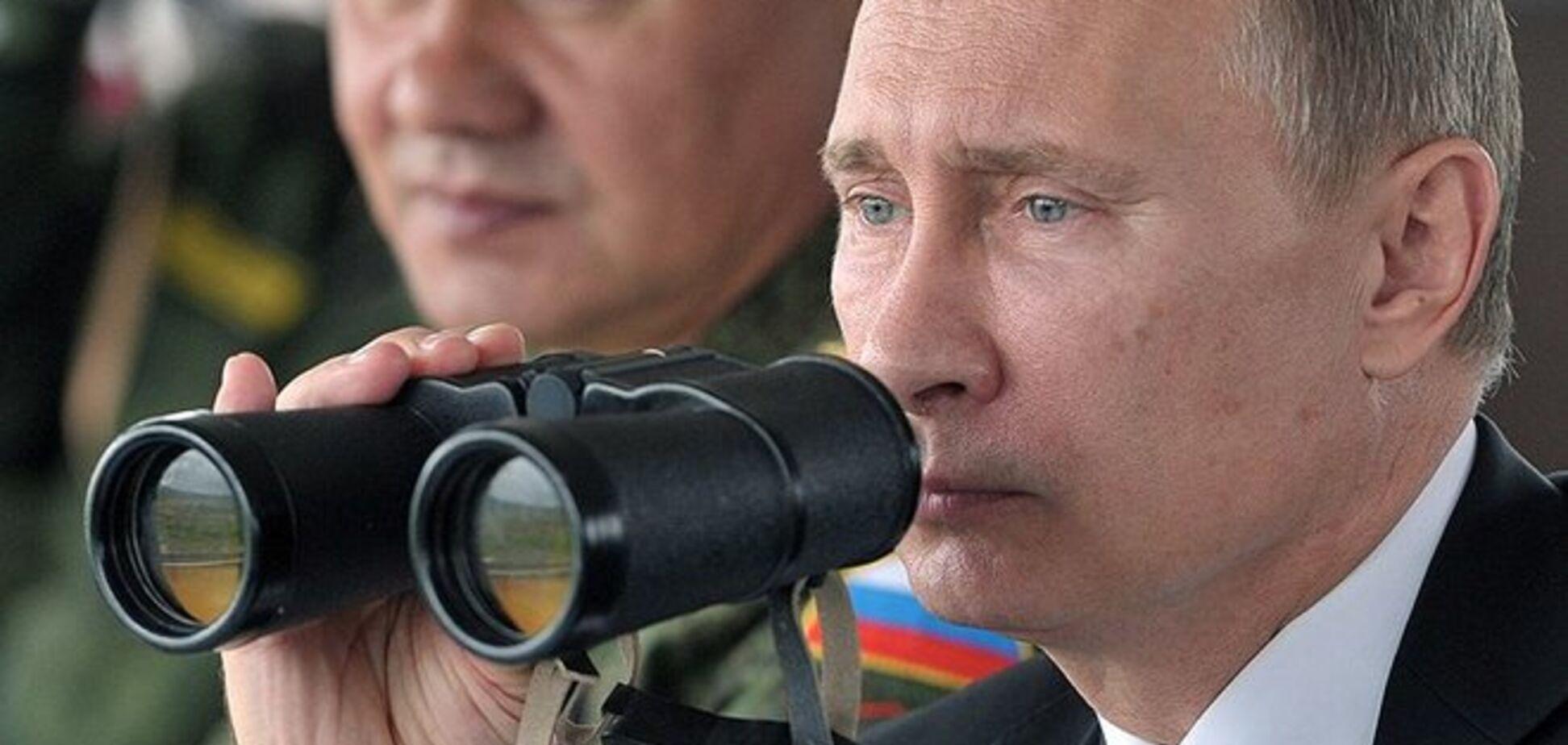 Путин и 'Бук'