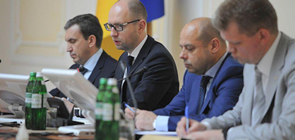 Кабмин подготовит Украину к мобилизации