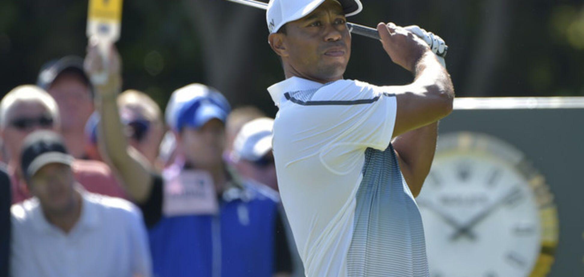 Лучший гольфист планеты попал мячом в голову волонтера
