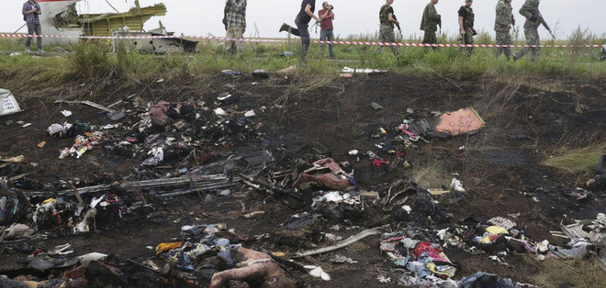 Представники ОБСЄ попрямували до місця аварії Boeing
