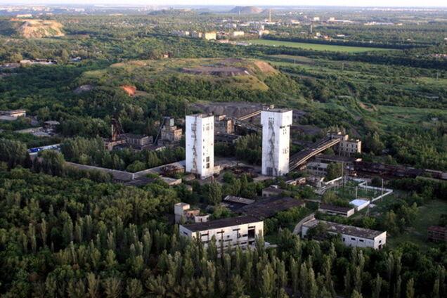 донецкая область шахтерск фото спутник такой строительный