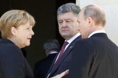 Франція і Німеччина в українському конфлікті взяли сторону Путіна